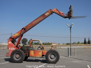 Traverse Lift F-644 Telehandler